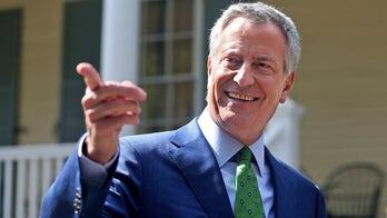 NYC Mayor Bill de Blasio booed at Global Citizens Live concert
