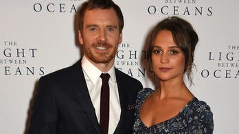 Alicia Vikander confirms she and husband, Michael Fassbender, welcomed their first child together