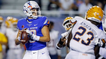 Bachmeier, Cobbs lead Boise State past UTEP, 54-13