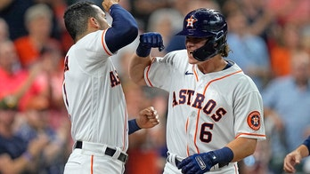 Meyers has homer, 4 RBIs as Astros rout Mariners 11-2