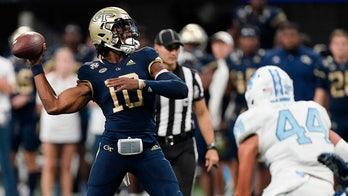 Sims sparks Ga. Tech to 45-22 upset of No. 21 North Carolina