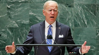 Biden in UN speech says US 'not seeking' new Cold War with China, military must be 'tool of last resort'