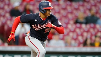 Soto homers twice, boosts average to .325, Nats beat Reds