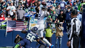 Julio Jones' great touchdown grab overturned, stirs debate on social media