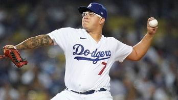 Urías wins MLB-leading 18th, Dodgers beat D-backs 5-3