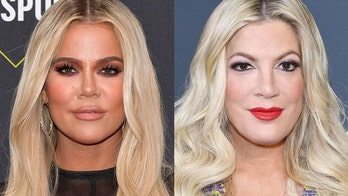 Tori Spelling denies plastic surgery rumors after claims she resembles Khloé Kardashian: It's 'all contouring'
