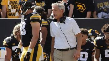 No. 5 Iowa rallies to defeat Colorado State 24-14