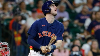 McCullers solid again, Tucker homers, Astros beat Angels 3-1