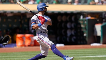 Rangers hold off A's 4-3 to win series, dent Oakland's hopes