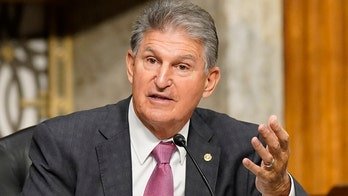 Manchin dismissively calls Sanders a 'self-declared independent socialist'