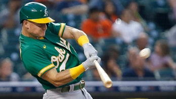 Chapman's 2 HRs help A's top Tigers 9-3 for 3rd straight win