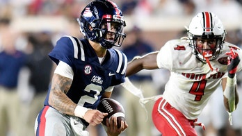 Corral throws 5 TDs, No. 20 Ole Miss beats Austin Peay 54-17