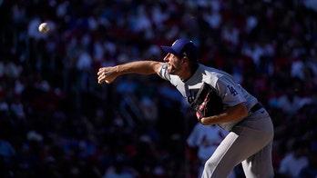 Scherzer strikes out 13, Dodgers beat Cardinals 5-1