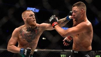Conor McGregor, Nate Diaz trade expletives on social media