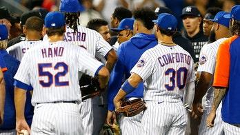 Yankees, Mets involved in brief skirmish; Francisco Lindor hits go-ahead home run