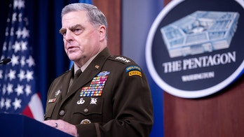 Milley defends China calls as 'perfectly' within scope of job