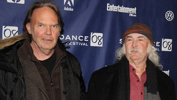 David Crosby calls Neil Young the most 'selfish' person he's ever met