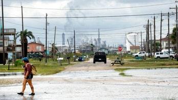 Nicholas brings flooding to Gulf Coast states still recovering from Hurricane Ida