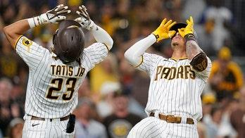 Machado, Myers, Tatis homer in Padres' 10-2 win vs. Astros
