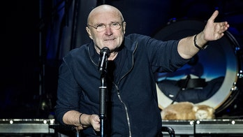 Phil Collins kicks off Genesis farewell tour in Birmingham, sings from chair amid health woes