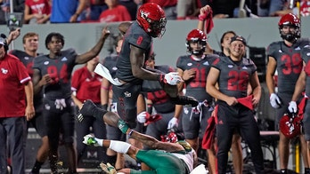 Person, Knight, defense help NC State roll past USF 45-0