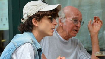 Larry David, Timothée Chalamet grab lunch in NYC after fashion week – and fans can't get enough: 'Iconic'