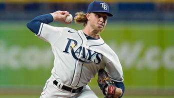 Shane Baz wins MLB debut, Rays cut Blue Jays' wild-card lead