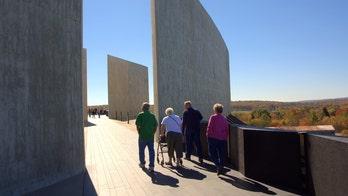 Flight 93 Memorial ceremony marks 20 years after September 11 attacks