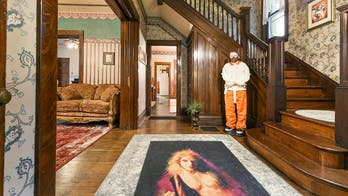 'Silence of the Lambs' home open for Halloween travel with spooky props, interactive set