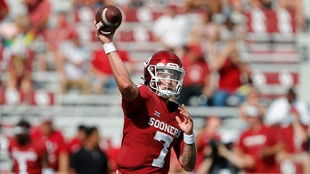 No. 2 Oklahoma holds on for 40-35 win over Tulane