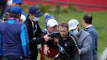 Tom Felton, 'Harry Potter' actor, collapses at Ryder Cup in Wisconsin