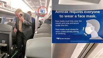 McAuliffe defends maskless Amtrak ride: 'We can always do better'