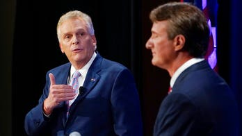 Virginia Democrat McAuliffe strains to tie GOP's Youngkin to Texas abortion law