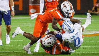 Virginia Tech holds off Howell, No. 10 North Carolina 17-10