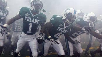 Tulane to bring back 'Greenie' for matchup vs. Ole Miss