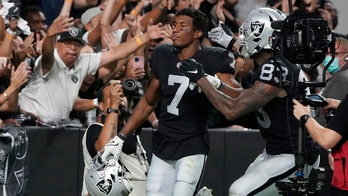 Raiders beat Ravens in rollercoaster overtime finish: 'This game is crazy'