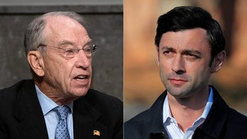 Ossoff, Grassley pushing bill to fight opioid epidemic in rural areas