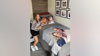 Parents' hilarious college dorm room gift for daughter is embarrassment goals