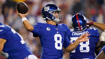Giants brush off Daniel Jones, Kenny Golladay heated interaction during Washington loss
