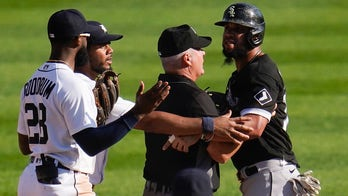 White Sox, Tigers get into heated skirmish during game