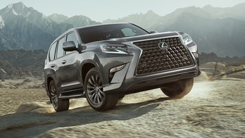Test drive: The 2021 Lexus GX460 is a truck among crossovers