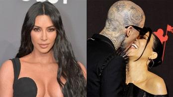 Kim Kardashian reveals how she feels about sister Kourtney, Travis Barker's relationship and PDA