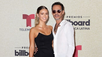 Marc Anthony and girlfriend Madu Nicola flaunt their love in red carpet debut