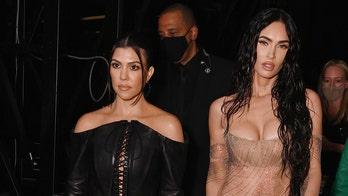 Megan Fox, Kourtney Kardashian team up for sultry SKIMS campaign