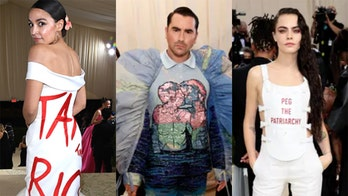 All of the political fashion statements at Met Gala
