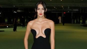 Olivia Rodrigo stuns in cleavage-baring gown at LA gala