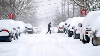 Snow possible for parts of West, meteorologists forecast