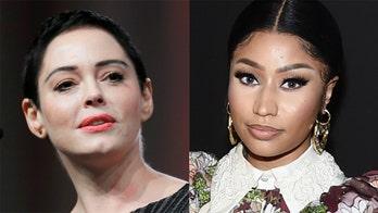 Rose McGowan supports Nicki Minaj for standing up to 'powerful elite' amid White House drama