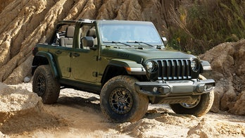 Jeep Wrangler Willys Xtreme Recon is a mean military-inspired machine