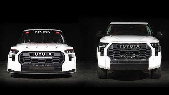 2022 Toyota Tundra TRD Pro NASCAR Truck Series racer debuts with updated styling